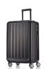 cabin size trolley luggage with universal silent wheels manufacturer DC-A002