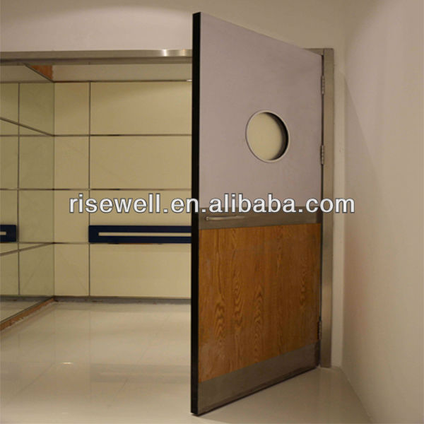 DEBO laminate hospital interior doors