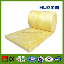 Acoustic fireproof glass wool Ceiling Board house Insulation Blanket