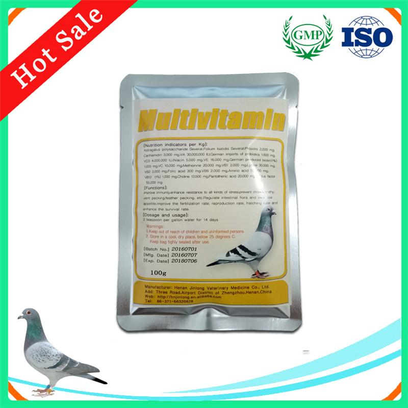 Natural Medicine Animals Weight Gain Multi Vitamins for Pigs