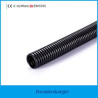 Flexible conduit PA PI PR corrugated tube nylon pipe