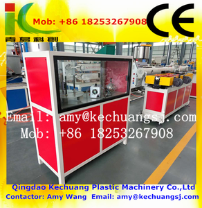 new designed production line PE PP PVC single/double wall corrugated pipe machinery