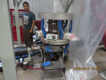 three layer film blowing machine innovative products for sale