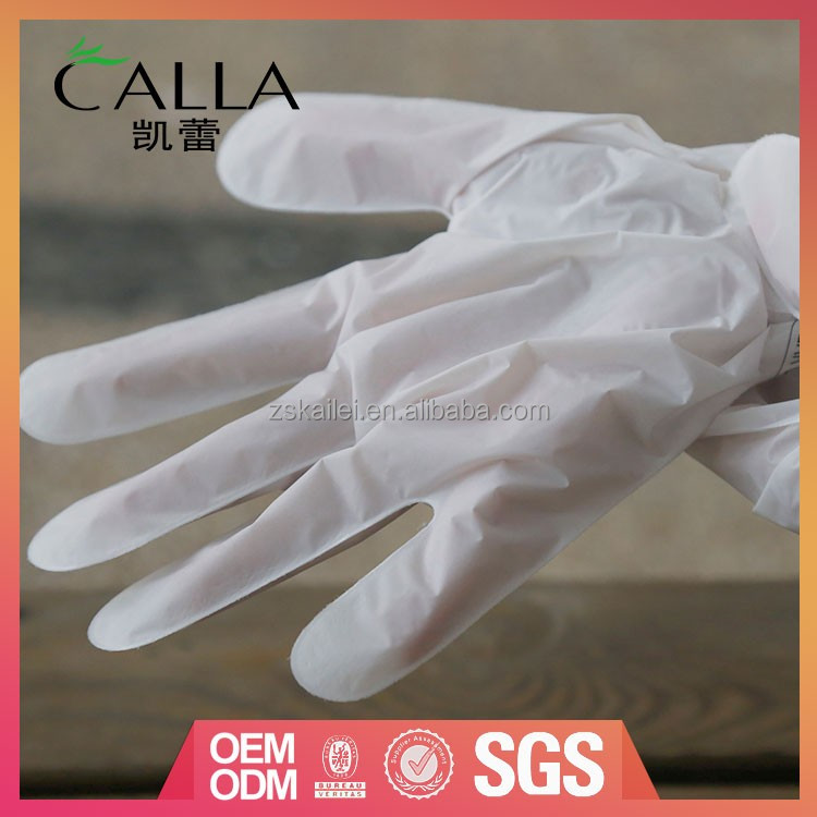 GMP korean hand softening glove