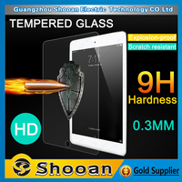 Factory Wholesale Top Quality for iPad mini 9H Tempered Glass Screen Protector