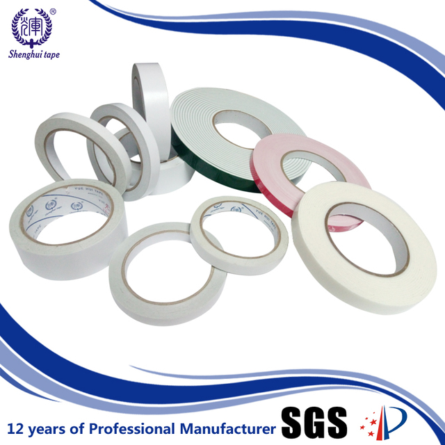 The cheapest and great 1'' double face double sided adhesive tape