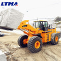 LTMA heavy duty stone handle loader 32 ton front forklift loader price