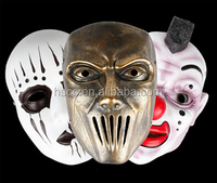 Wholesale Halloween Party Occasion Mask latex material Slipknot Mask