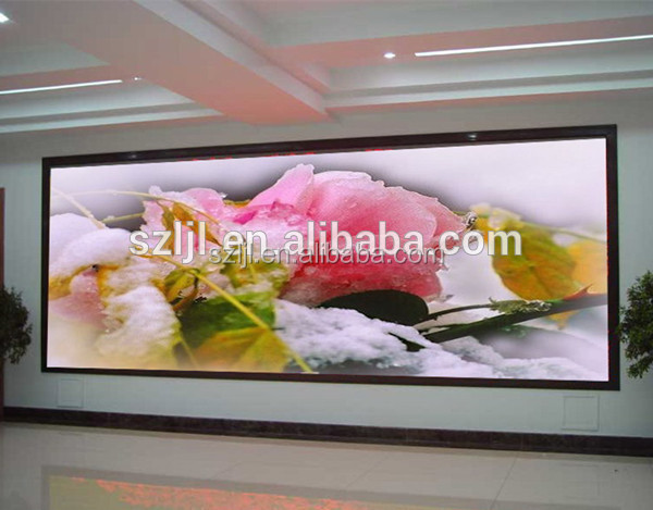 High Definition SMD P3 P4 Full Color Video Indoor LED Screen
