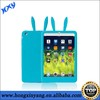 for ipad mini silicone rabbit case