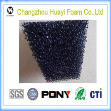 30ppi reticulated open cell filter polyurethane foam filter