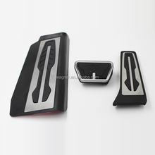 2016 new model auto accessories pedal pad for BMW 7 Series