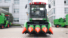 agricultural machinery TOP SALE ITEM YTO 4YZ-4F CORN MAIZ COMBINE HARVESTER