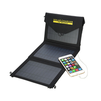 10W Waterproof Fabric Portable Solar Charger