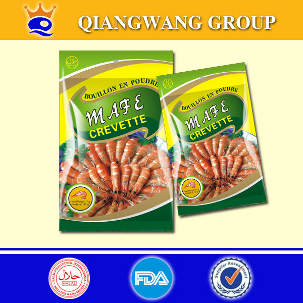 Mixed seasonings shrimp flavor powder for cooking dish and stir