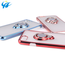 free sample custom pc phone case cover for cell phone finger ring holder