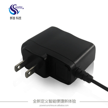 Shenzhen sunshine High Quality White Case 5V 1A Wall Mount AC/DC Adapter 10W Power Supply from mamufacturer