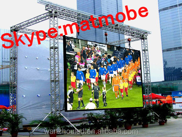 Indoor full color P8 p10 digital LED display/ special customized river screen / adopted in museums and shopping mall
