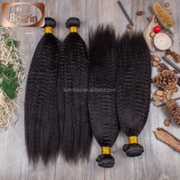 Low hair extension prices sell brazilian human hair extensions for black women with closure