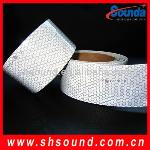 High quality PVC heat reflective tape
