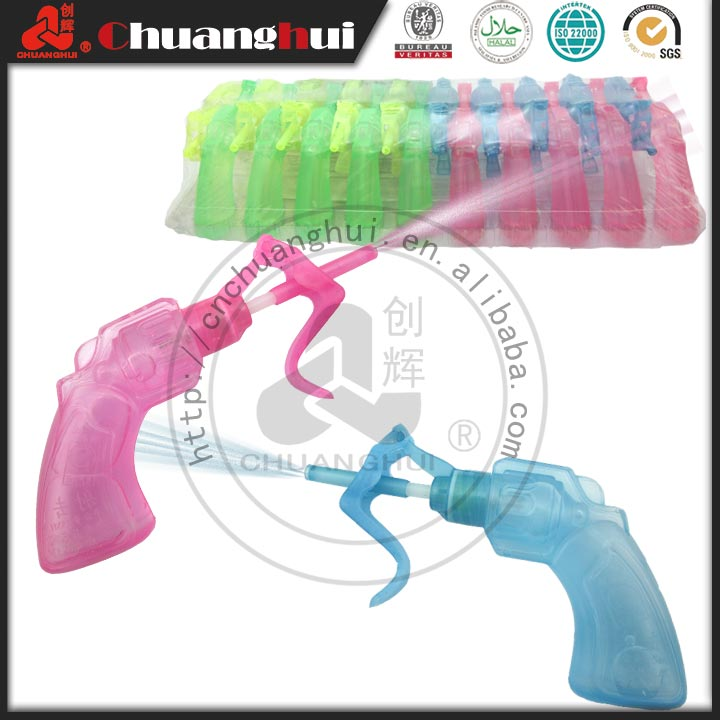 Big Water Gun Spray Candy Toy For Kid
