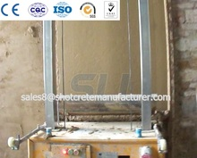 Hot Sale Automatic Rendering Machine Price External Wall Cladding Systems