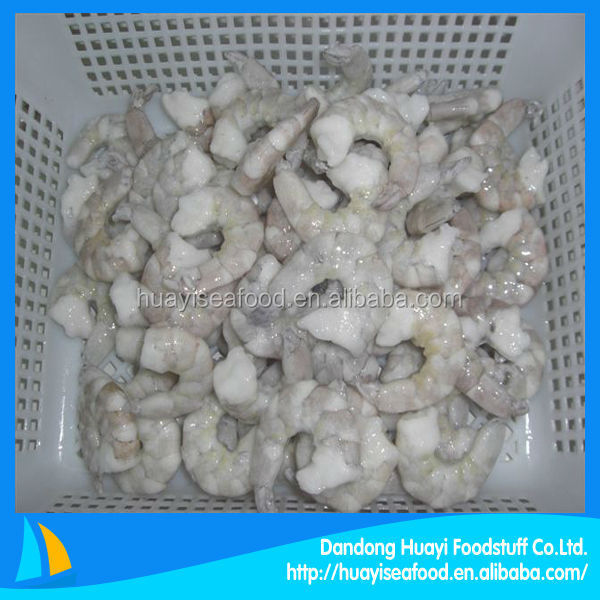 Frozen Fresh Vannamei White Shrimp