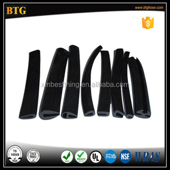 Top Quality Custom rubber edge seals