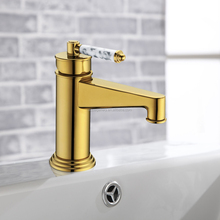 High End Brass Aqua Gallery Faucet For Sale