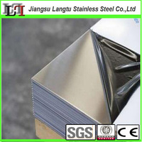 China S S 201 202 304 316 316L 410 0309 2B Surface Stainless Steel Sheet/Steel Plate