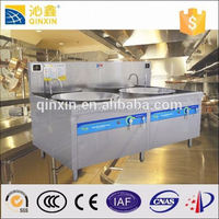 kitchen utensils and appliances 2 burners induction stove kitchen cooking equipment for restaurant/hotel/factory