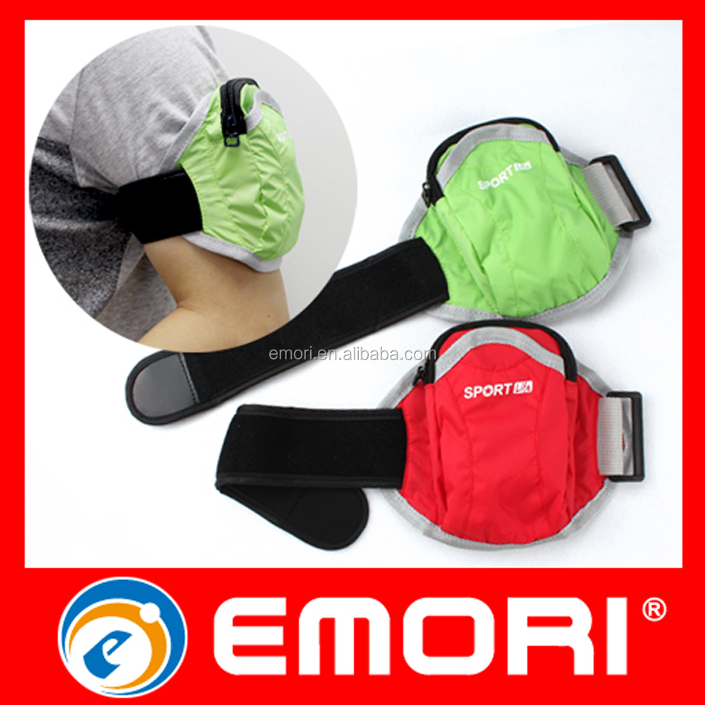 Top Quality Promotional Outdoor Arm Sleeve Bag Armband Neoprene Custom Arm Sleeves