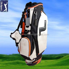 Lovely Waterproof Ladies Pink Golf Staff Bag