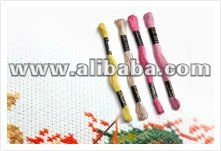 Embroidery Cross Stitch Cotton Thread