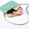 Lightweight Mini Women Handbags Cellphone Pouch Leather Crossbody Bag