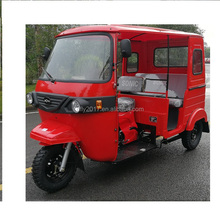 Cheaper Bajaj TVS Taxi Tricycle Tuk Tuk for Africa 175cc 205cc Air Cooling Oil Cooling Three Wheelers Motorcycles