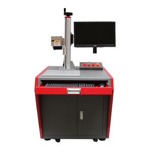 Zixu mini desktop Keyboard Fiber Laser Engraving Machine Number and Letter Printing Machine manufacturer