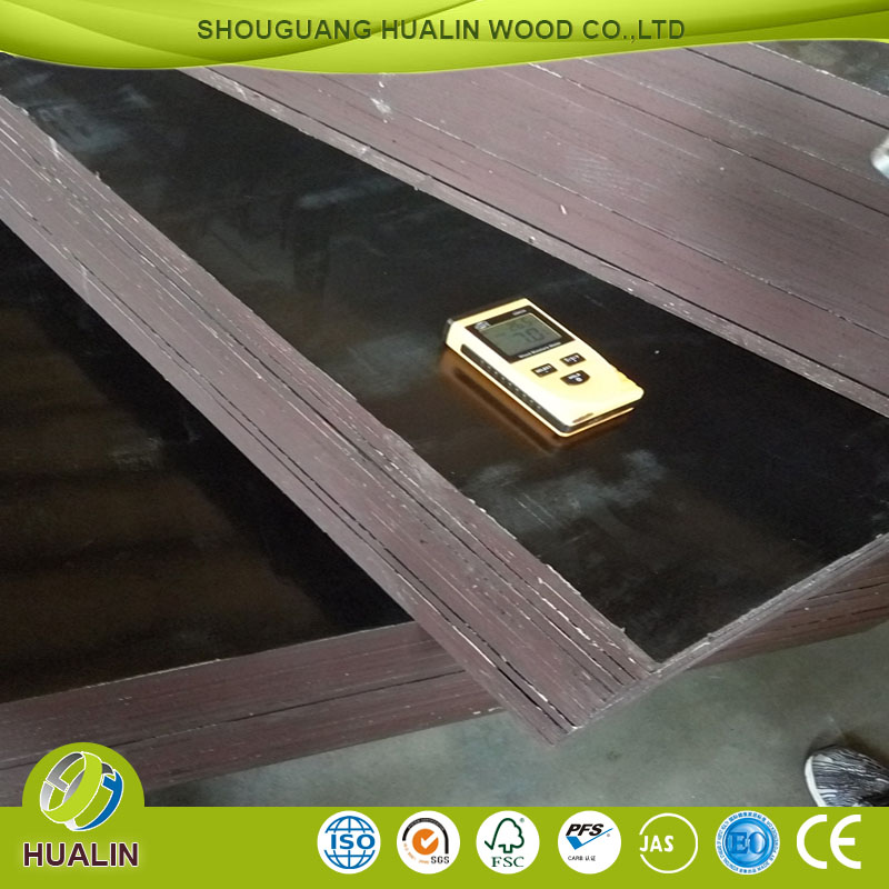 13-layers hardwood core film faced plywood,concrete formwork plywood,construction materials price list
