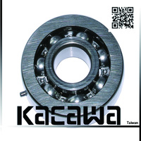 Performance Sealed Marine Grade Stainless Steel Ball Bearing With