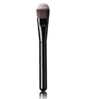 Private Label Makeup Mask Foundation Brush ,Soft Vegan Nylon Hair Liquid Foundation Brush ,Contour Foundation Makeup Brush