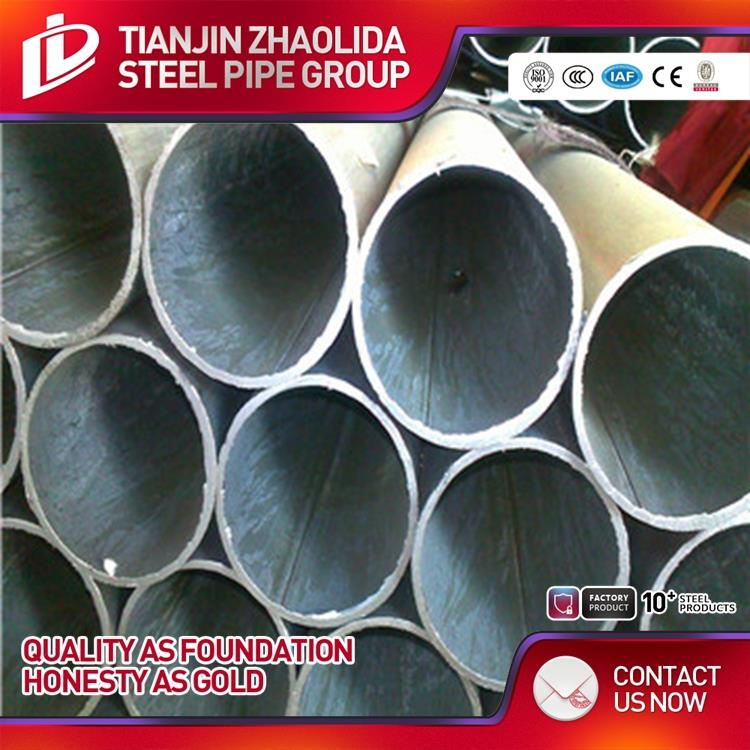 Zhaolida Brand scaffolding gi pipe for construction supplier best service