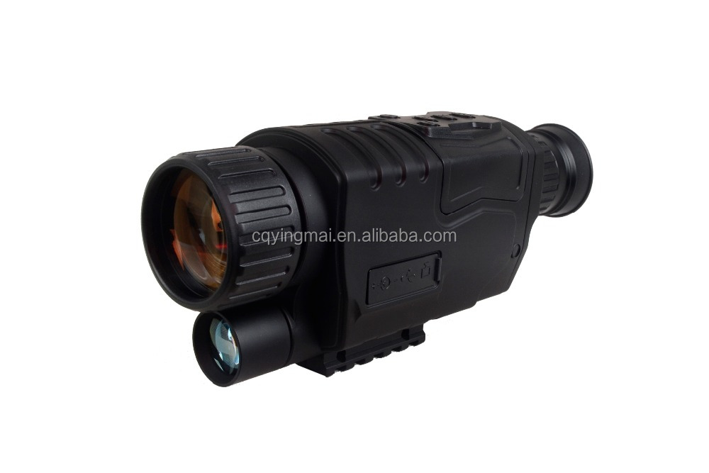 P2-0540 infrared night vision weapon sight