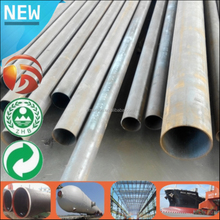 Large stock Fast Delivery Seamless carbon steel pipe/tube sch40 black steel pipe ASTM A120