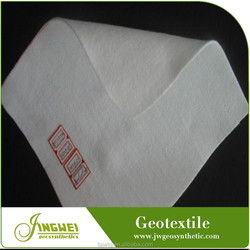 High strength PET asphalt reinforced geotextile producer