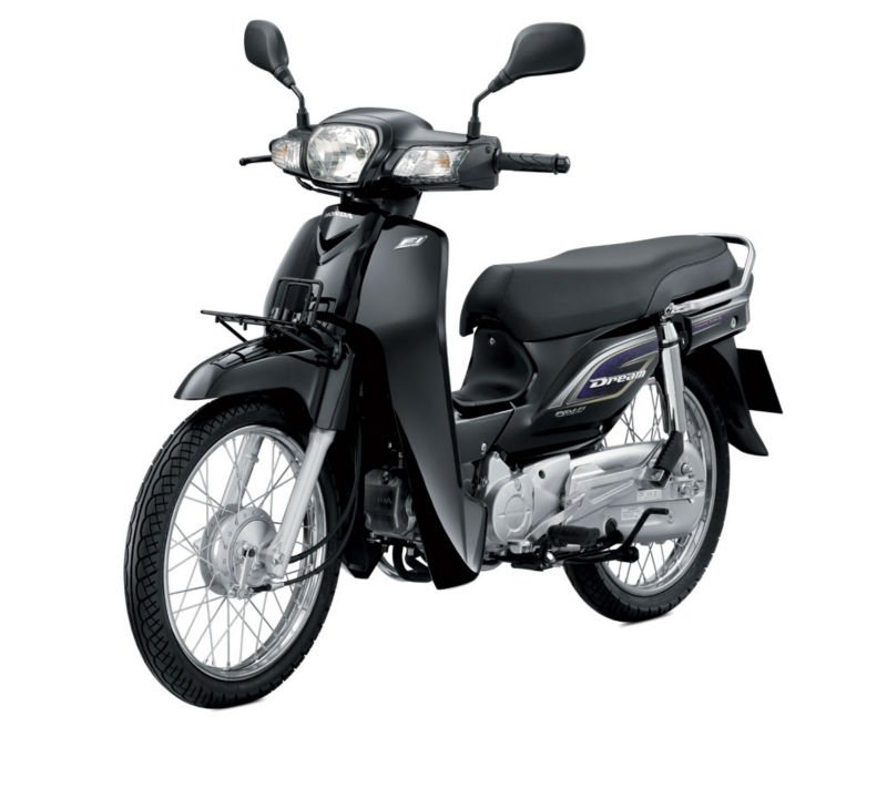 Dream110i Pedal Motorbike Cheap Gas Scooter