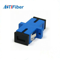 SC UPC singlemode simplex fiber optic adaptor