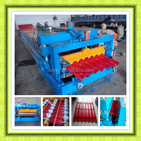 XDL Big curve Glazed Roofing Tile Forming Machine