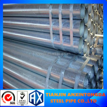 galvanized metal flexible pipe steel scrap hot galvanized pipe