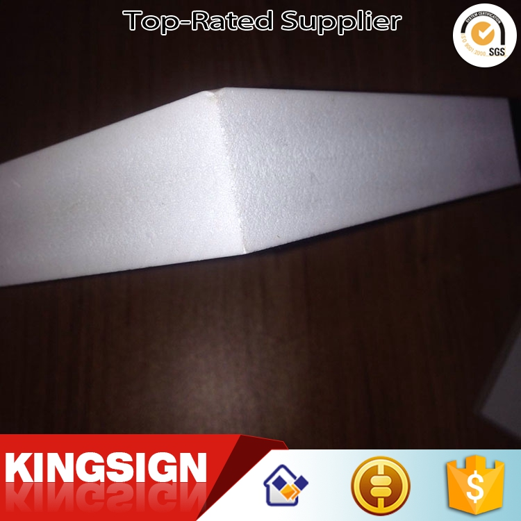Cost price High reflective full weight pvc foam sheet