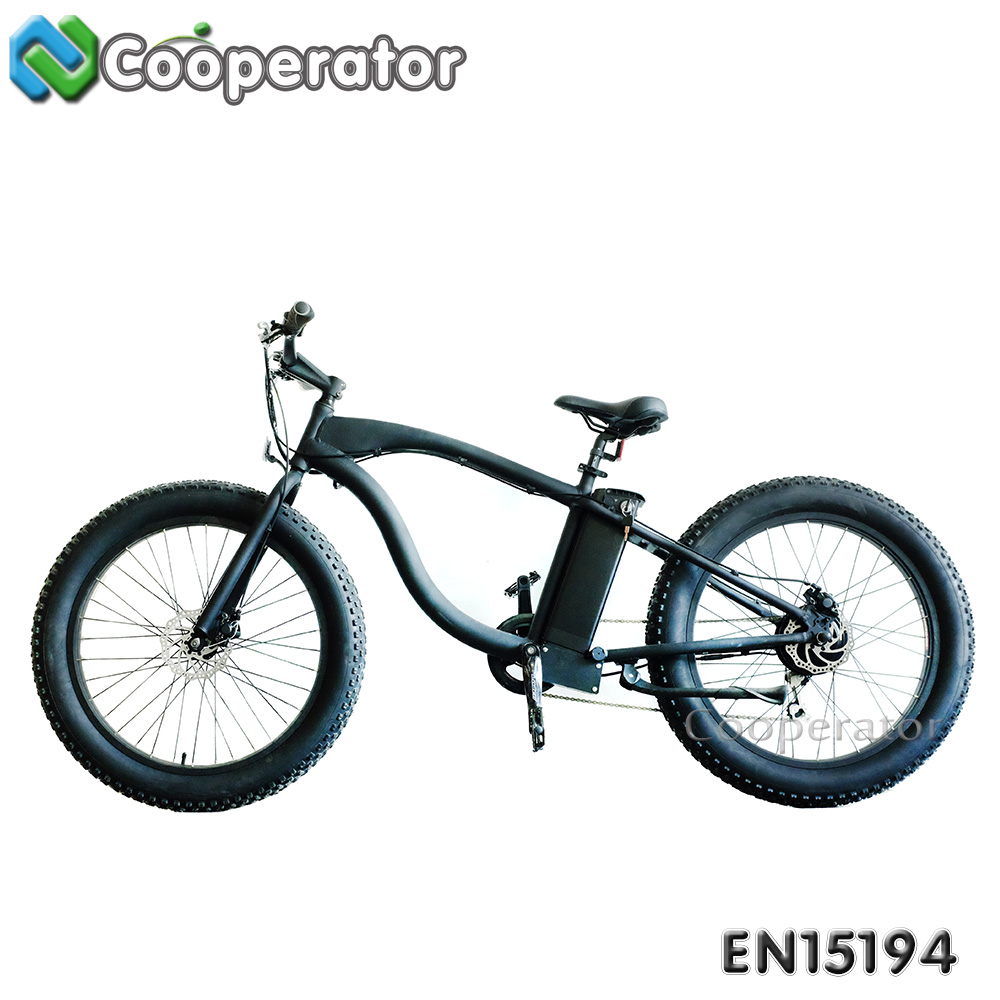 Hidden power 500w 26 inch electric bicycle